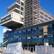 Bauprojekt Landeskrankenhaus Wien