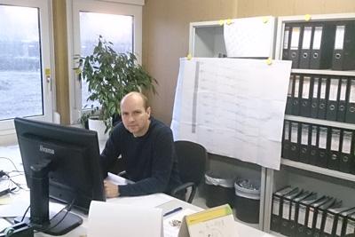 Ziviltechniker Michael Wachsmann-