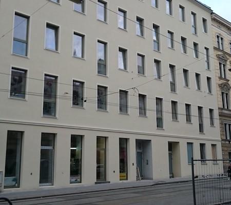 Sockelsanierung Joergerstrasse Wien 1020