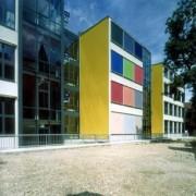 Sperlgasse Neubau Sanierung 1998