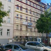 Dachbodenausbau Leipzigerstrasse Wien
