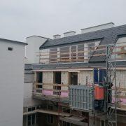 Dachbodenausbau Traisengasse Wien
