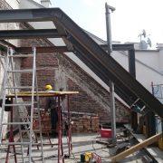 Dachbodenausbau Würthgasse Wien