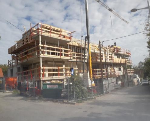 Bauaufsicht Starkenburggasse Wien